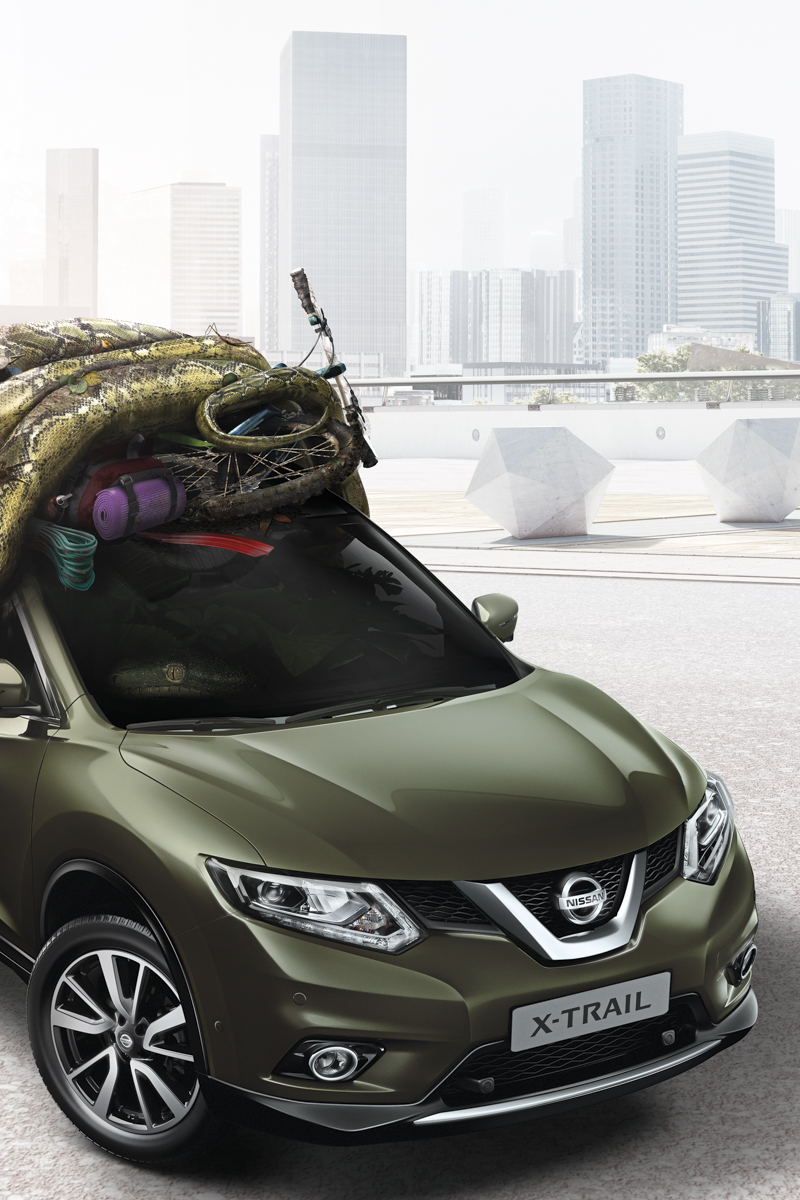 Nissan Cannes Lions - X-Trail Snake